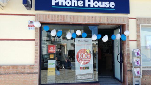 Phone House la franquicia que sigue creciendo y se instala en Almería