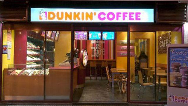 Las franquicias Inspire Brands y Dunkin Coffee se fusionaron