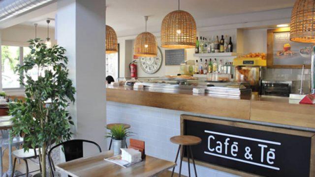 La franquicia Café & Té estrena imagen y carta en Madrid