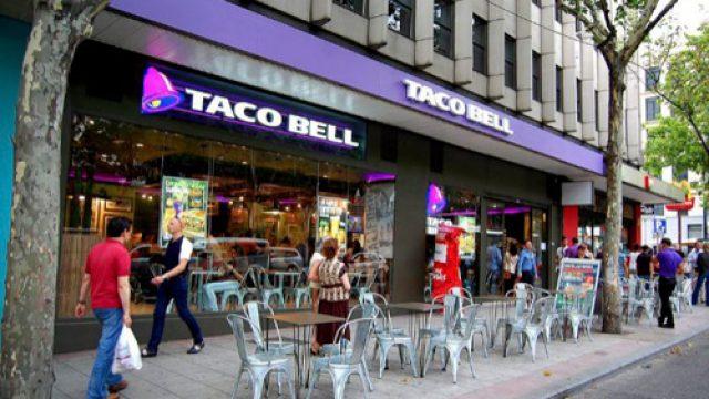 La constructora Arko renueva la franquicia Taco Bell en Barcelona