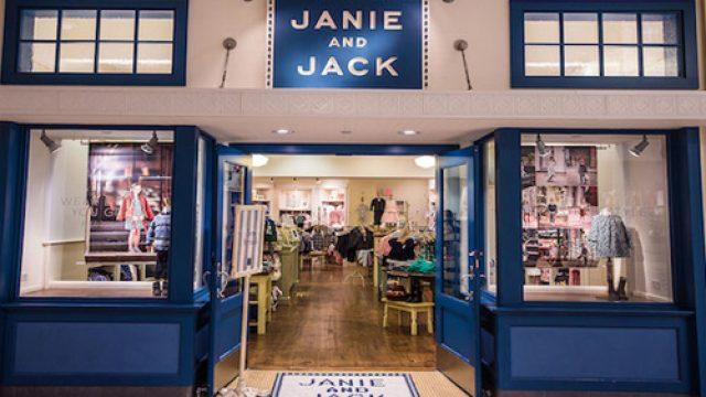 Gap compra la marca de moda infantil Janie and Jack