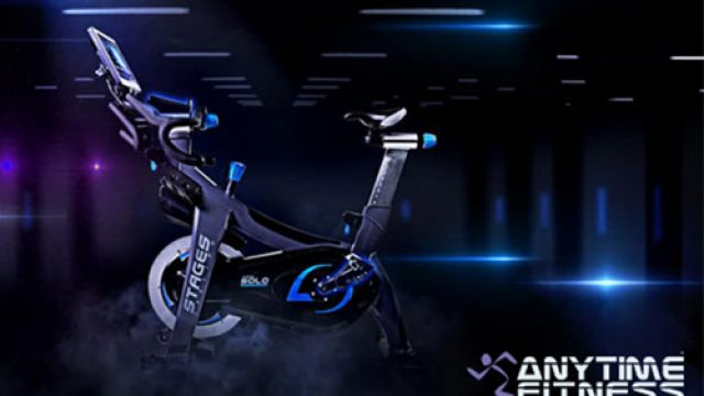 La franquicia Anytime Fitness y Stages Indoor Cycling firman un acuerdo