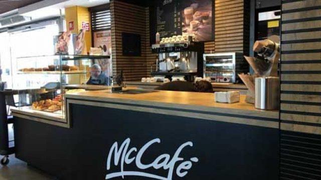 McCafé apoya la idea de que sus clientes solo paguen por lo que vienen a buscar, un café