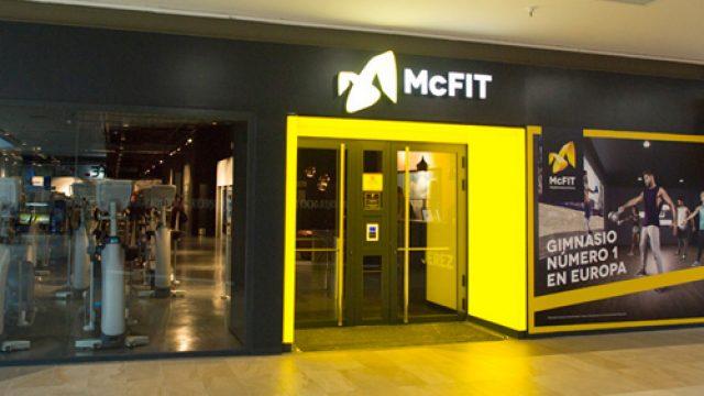 Mcfit espera cerrar el año 2021 con 45 gimnasios en toda España