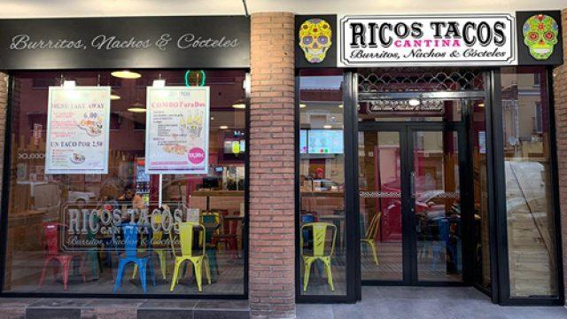 Mexicana de Franquicias abre un Ricos Tacos en Las Rozas
