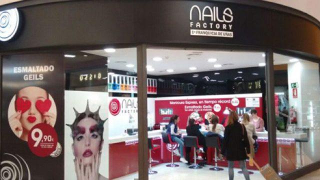 La franquicia Nails Factory colabora con Pasarela Larios Málaga Fashion Week