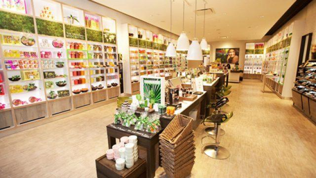 La franquicia The Body Shop desarrolla un estudio de cosmética ética